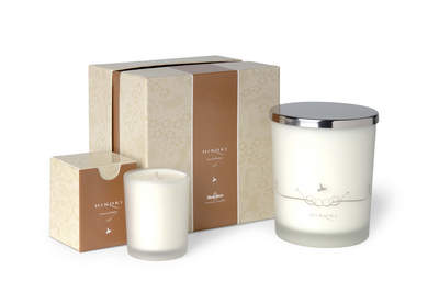 Bluewick's Hinoki Candle in Sweetlime