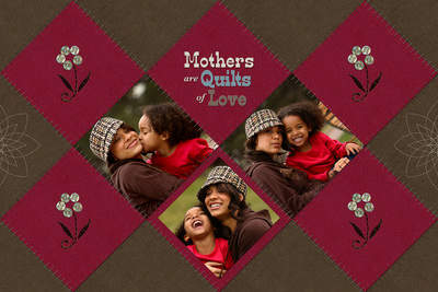 Mother's Day themed scrapblog