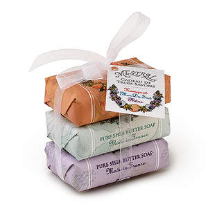 3 Soap Gift Pack in