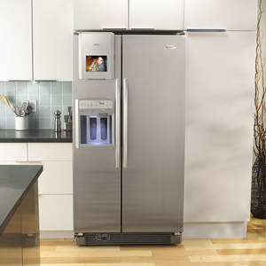 Whirlpool® brand centralpark� connection