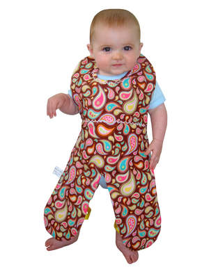 L'il Darlins Unique Bib-A-Roo for Infants/Toddlers