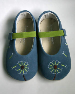 Blue Sweet Janes