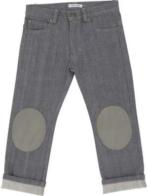 Denim Deluxe Jeans In Gray Available At Ochanga