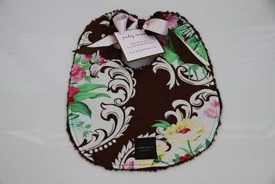 Paisley Dreams Bibs
