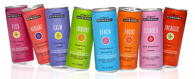 Nutrisoda looks good, tastes good and is good for you