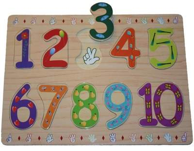 Learn to count 1 - 10 using ASL or the standard English numbering system!