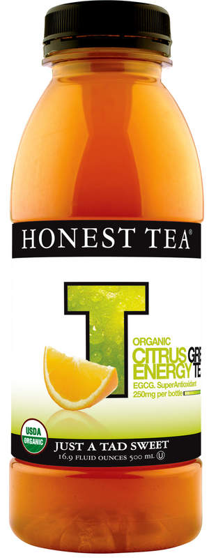 Citrus Green Energy Tea