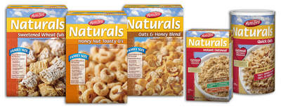 Mom's Best Naturals Cerearls and Oatmeal