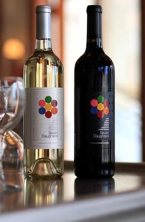 Seven Daughters Winemaker's Blends are the perfect way to toast Mom on her special day!