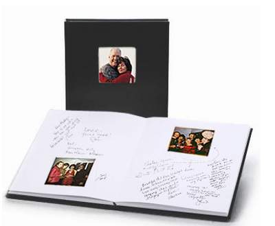 Adesso Instant Photo Guest Book