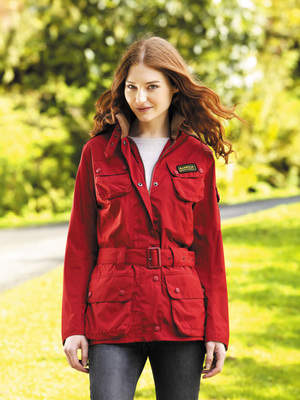 Barbour Featherweight International Jacket