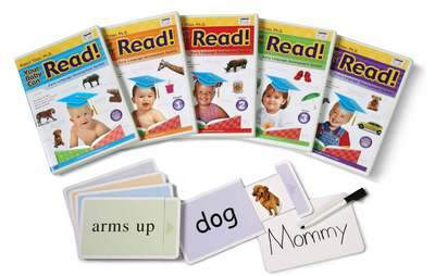 Deluxe Your Baby Can Read Learning System