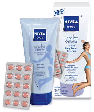 NIVEA Good-bye Cellulite Body Beauty Program