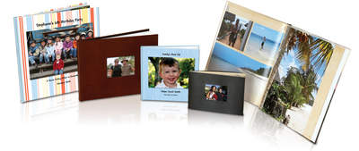 Showcase vacation memories in an elegant book that's perfect for sharing