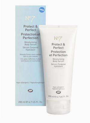 Boots No7 Protect & Perfect Body Serum