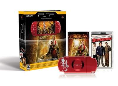 Sony PSP God of War Pack