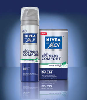 NIVEA for MEN Extreme Comfort