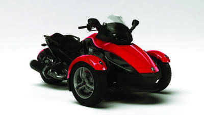 The newst color- Roadster Red