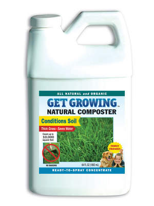 GETMicrosolutions GET Growing - Also available in ready-to-spray bottles