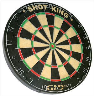 Hit the BULL'S-EYE this Father's Day with the Shot King.