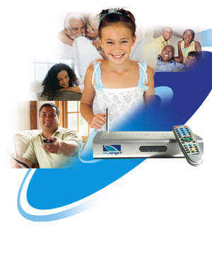 Sky Angel IPTV offers over 65 faith-based and family-friendly TV and radio channels.