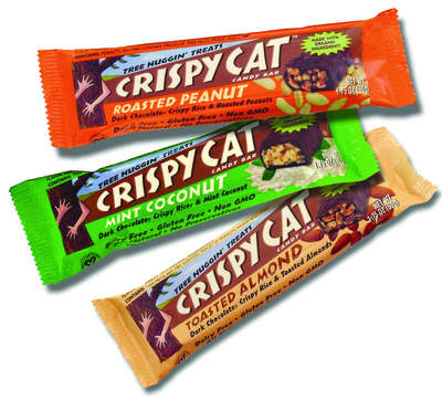 Crispy Cat Candy Bars