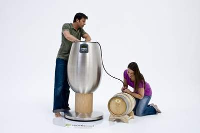 Winepod Winemaking System
