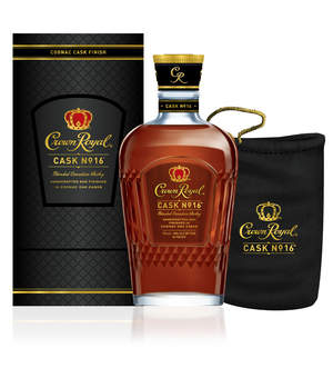 Crown Royal Cask No. 16