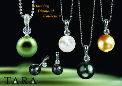 TARA's Dancing Diamond Collection