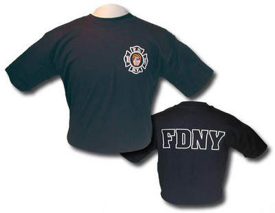FDNY Maltese Cross T-shirt