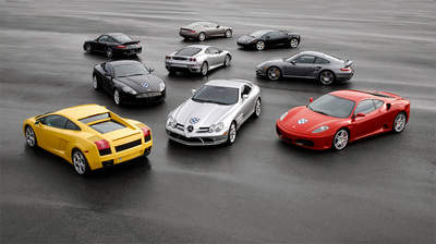 Supercar Life Exotic Car Fleet