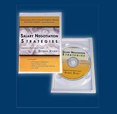 Salary Negotiation Strategies Audio CD