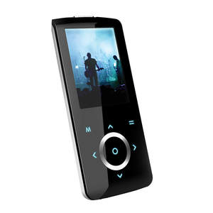 Coby's MP-705 Super-Slim MP3 Video Player with Touchpad Control