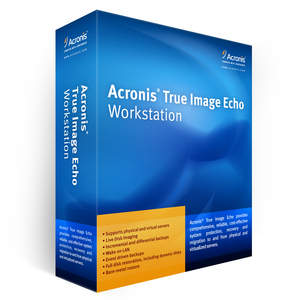 Acronis® True image Echo Workstation