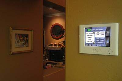 Home Companion 8 smartscreen