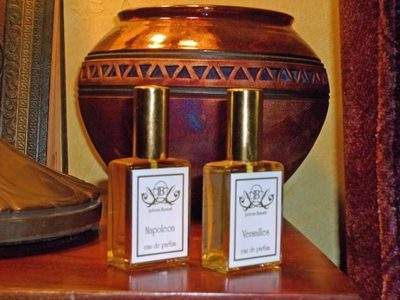 Napoleon and Versailles eau de parfums