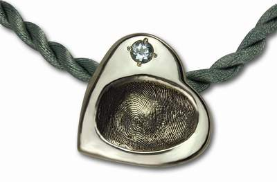 Imprint on my Heart Pendant