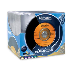 Verbatim Digital Vinyl CD-R