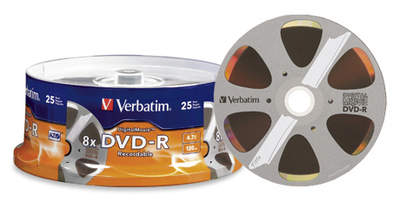 Verbatim DigitalMovie DVD-R