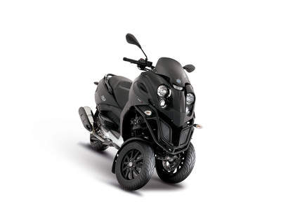 The Piaggio MP3 500