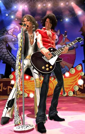 The collaboration offers consumers an unprecedented level of access to Aerosmith's music catalog and an unbeatable soundtrack, with every Aerosmith song being a master recording.