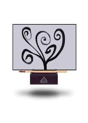 Enjoy living in the moment with Buddha Board