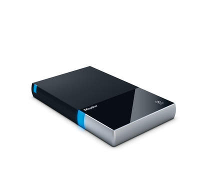 Maxtor BlackArmor 160GB external hard drive