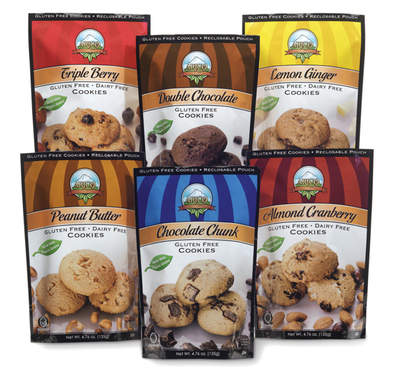 Arico Natural Foods Gluten-Free Cookies