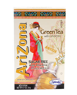 AriZona Green Tea Stix