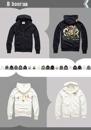 Door261 Hoodies
