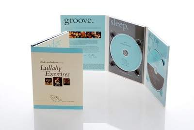 Lullaby Exercises DVD/CD Set