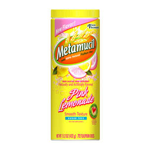 Metamucil Pink Lemonade
