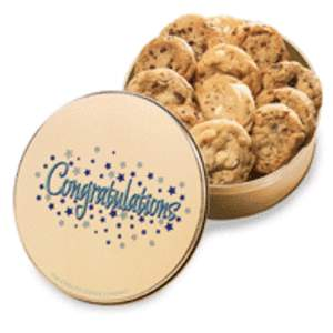 Doubletree Delicious Cookie Tin