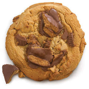 Reese's Peanut Butter Chunk Decadent Cookie